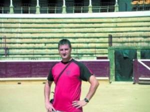 Felipe Sota ha detentado la presidencia del taurino tafallés durante nueve años.