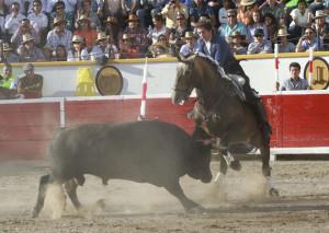 Habanero conquistó con sus ajustadas piruetas la plaza de Puebla.