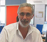 Si hay acuerdo entre TVE y la Meca, Solano volverá a narrar los encierros de San Fermín.
