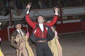 Hermoso consiguió otro triunfo histórico en Saltillo.