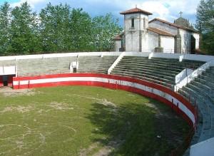 Plaza de toros de Carranza