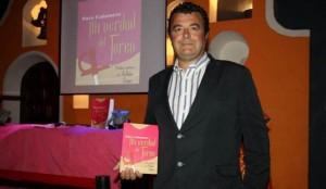 Paco Cañamero en una presentación de su último libro.
