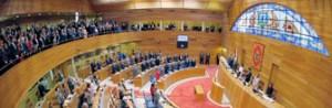 Parlamento gallego