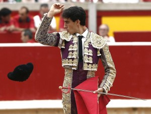 Jiménez Fortes cortó la última oreja de la tarde y de la feria.