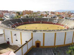 Plaza de toros de La Línea de la Concepción.
