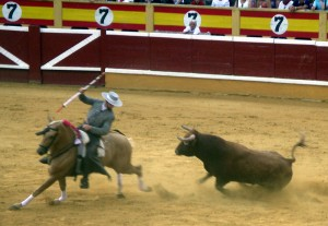 Roberto Armendáriz recibió a su segundo, el del triunfo grande, con 'Visir'.