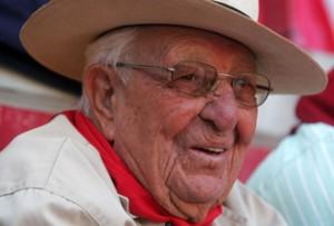 Salvador García Cebada, patriarca de la ganadería, fallecido el año pasado.