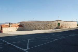 Plaza de toros de El Barraco.