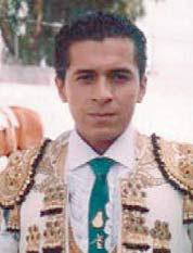 """Ricardo López """"El Cade""""."""