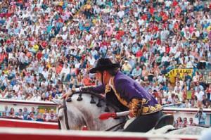 Hermoso de Mendoza volverá a torear en plazas mexicanas como la de Cali.