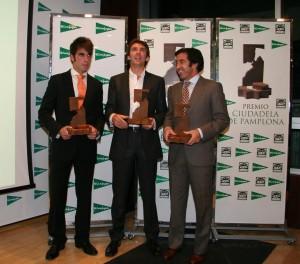 Roberto Armendáriz ya recibió este premio hace dos años.