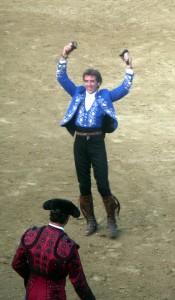 Hermoso de Mendoza firmó otra tarde tan redonda como triunfal en la tierra que le vio nacer.