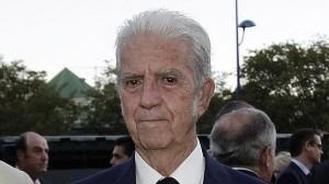 El ganadero Javier Molina.