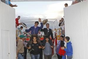 El festival de Noain, todo un éxito artístico y económico, se convirtió en una de las más gratas novedades de la temporada.