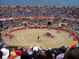 La plaza venezolana de Mérida cuenta con un aforo para 16.000 espectadores.
