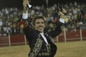 El caballero navarro ya triunfó el año pasado en la plaza de León.