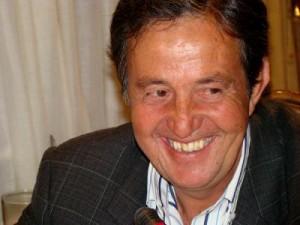 Pedro Gutiérrez Moya, ganadero salmantino.
