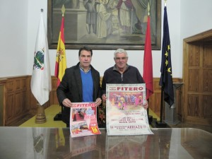 uan Luis Ruiz y José María Berdonces presentaron los carteles de San Raimundo.