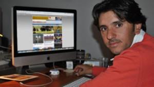 Diego Ventura en el chat de Mundotoro respondiendo a las preguntas de los aficionados.