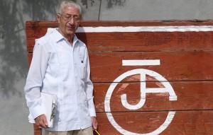 El ganadero mexicano José Chafic.