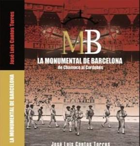 Portada del libro que se presentará esta tarde en el Club Taurino de Pamplona.
