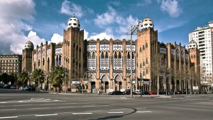 Fachada de la emblemática monumental de Barcelona.