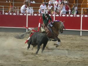 Roberto Armendáriz ya toreó hace siete años en Castejón.