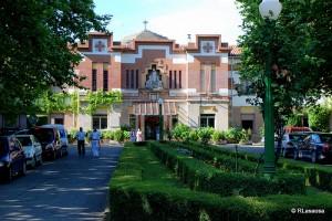 Casa de Misericorida de Pamplona.