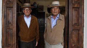 Eduardo y Antonio Miura.