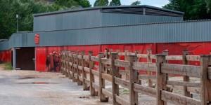 Los corrales del Gas se abren al público mañana, miércoles, posiblemente, con cuatro ganaderías.