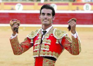 Paulita, orgulloso de debutar en Pamplona.