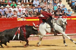 `Pirata' tuvo una actuación excepcional en Valencia.