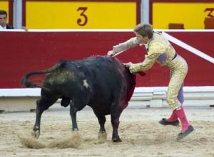 Borja Jiménez mató a los de su lote de sendos estoconazos.