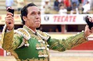 El diestro mexicano Alfredo Ríos 'El Conde' se presentará en Navarra.
