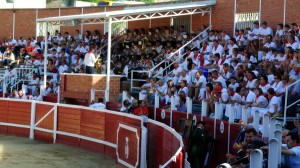 La banda de Sangúesa amenizará la tercera de su feria, una corrida de toros de Peñajara.