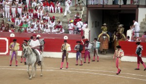 Como de costumbre, la temporada taurina de Navarra se cerrará en la plaza de Corella.