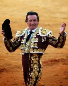 Manzanares consiguió rotundos triunfos en las plazas de Tudela y de Corella.