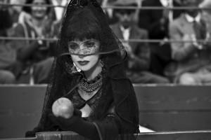 Fotograma de la película 'Blancanieves', cuya protagonista es Maribel Verdú.