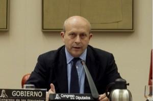 José Ignacio Wert ha rectificado sobre su primera opinión sobre la Tauromaquia y el Proyecto de Ley de Patrimonio Cultural Inmaterial.