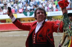 El caballero navarro obtuvo un triunfo rotundo en Medellín el pasado 1 de febrero.