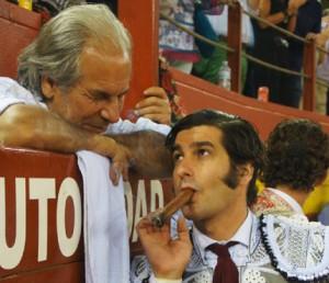 Morante no podrá disfrutar de sus cigarros puros en los cosos de Euskadi.