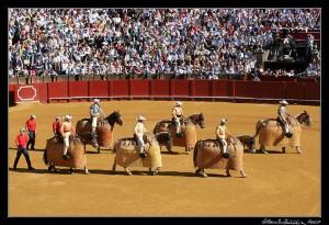 Pese a tener todo de espalda, los toros han aportado 2,6 millones de euros por IVA más que el cine español.