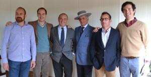 Antonio Flor recibió un emotivo homenaje con motivo de su jubilación.