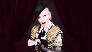 Madonna luce de torera en su último videoclip.