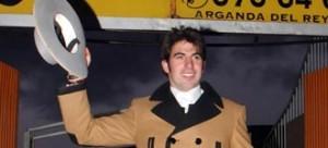 Armendáriz buscará en Fitero el segundo triunfo de su temporada.
