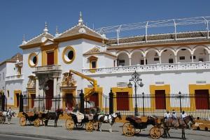 Ningún matador navarro toreará en la Maestranza de Sevilla, aunque sí lo hará Manolo Rubio a las órdenes de Antonio Ferrera.