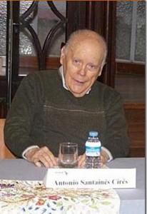 Antonio Santainés, fallecido el año pasado.