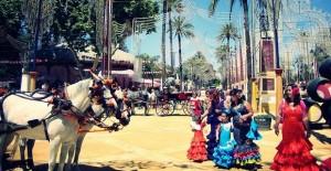 Como todos los años, la Feria de Jerez contará con un buen número de navarros.