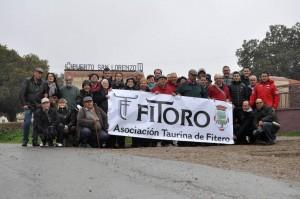 Los socios de Fitoro en Salamanca.