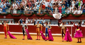 El último festejo en Illumbe se celebró el 17 de agosto de 2012.